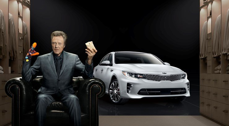 kia 39 s super bowl ad to feature christopher walken closet. Black Bedroom Furniture Sets. Home Design Ideas