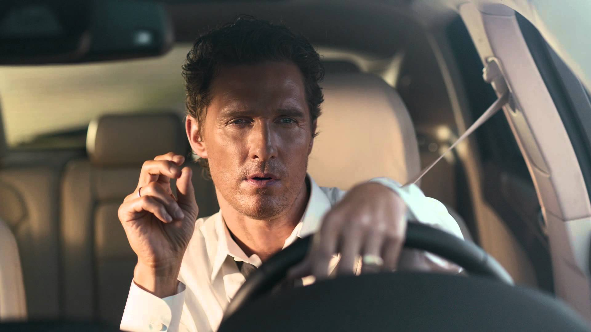 Matthew Mcconaughey Talks To Dogs In Latest Lincoln Ad Mlive Com