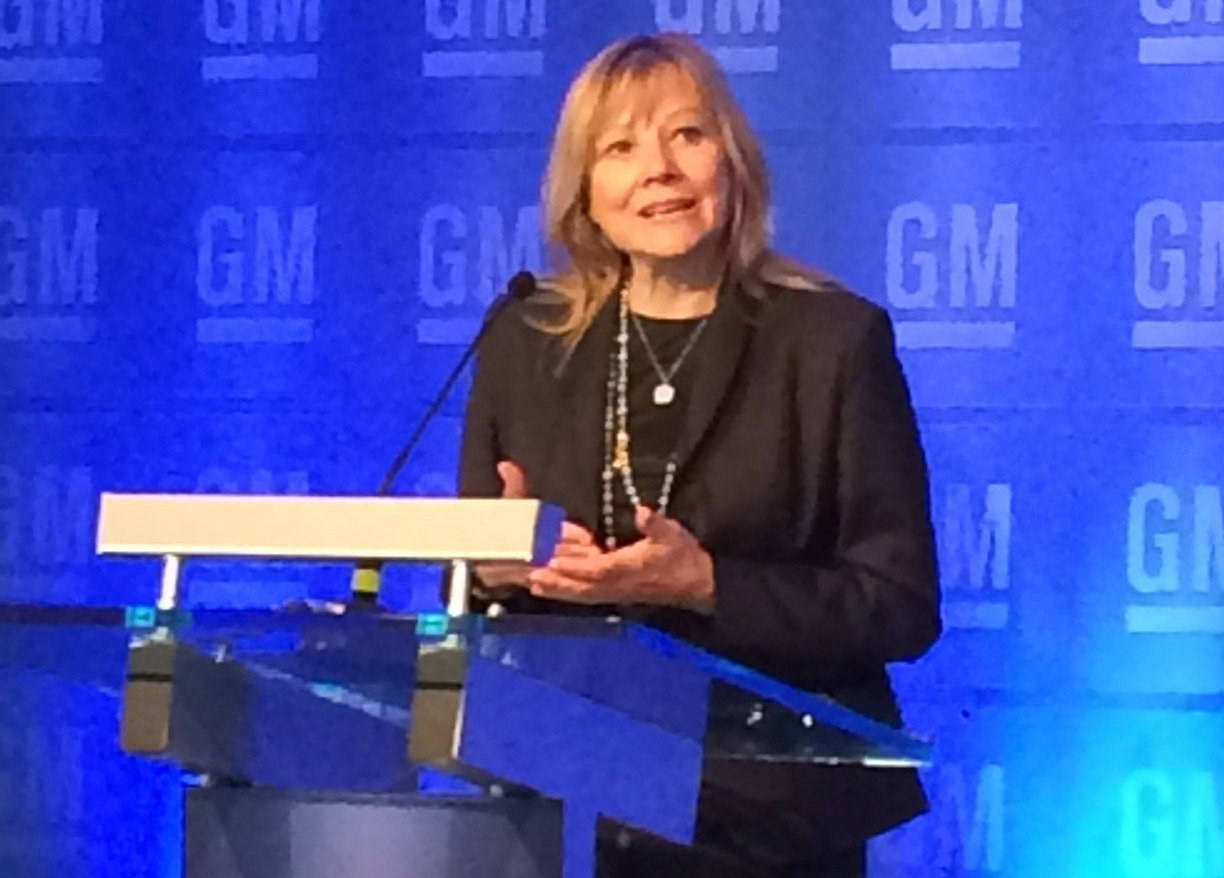 3 key things GM CEO Mary Barra said about the future ...