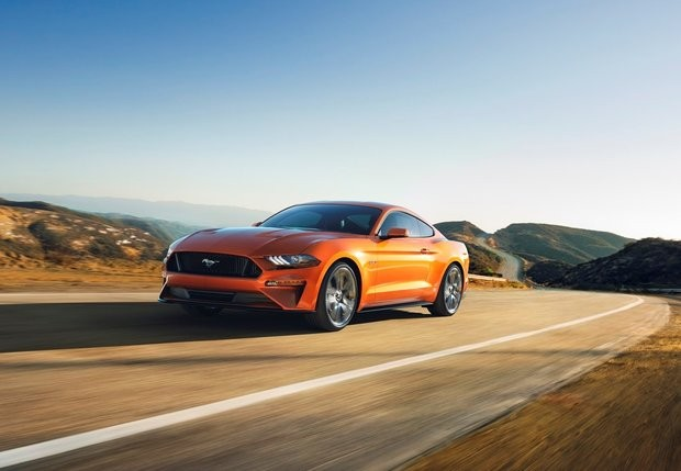 Ford Mustang GT Gains Neighborly 'Quiet Mode' To Tame Unruly Exhaust