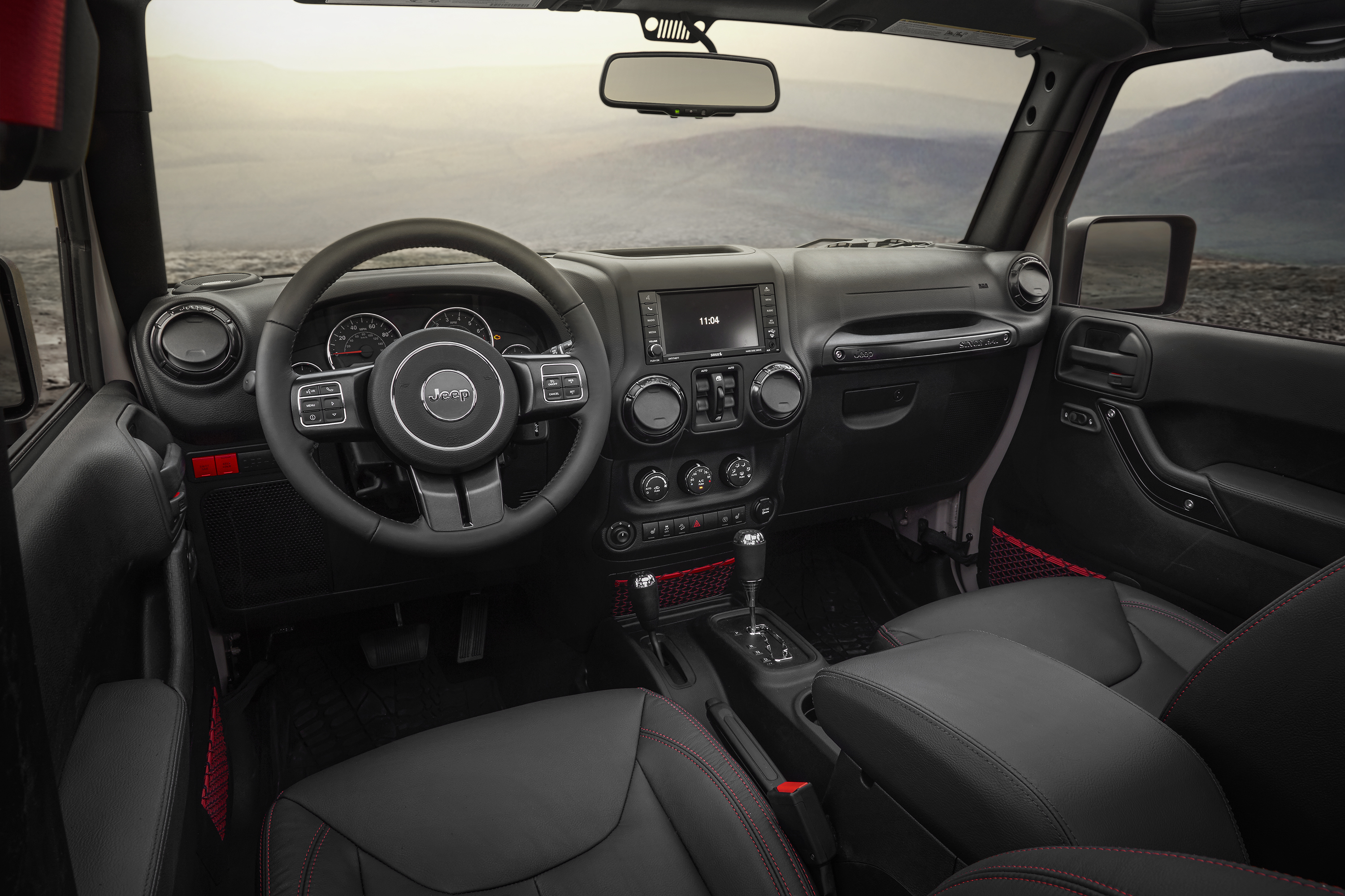 Jeep Wrangler Interior >> FCA further teases 2018 Jeep Wrangler with newly released interior shots | MLive.com