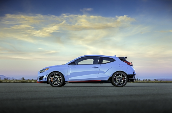 Hyundai To Bring The Veloster N Performance Car To Us