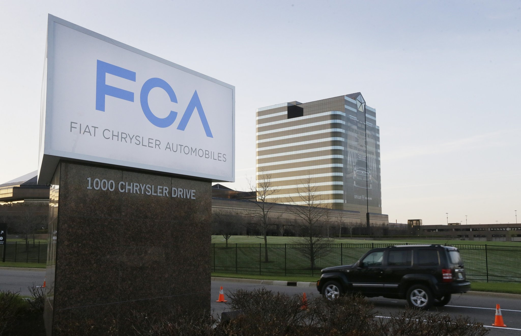 FCA said to be eyeing opening first new assembly plant in Detroit in 27 years