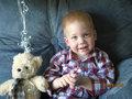 Toddler In Stream Revived