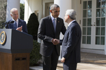 Barack Obama, Merrick Garland, Joe Biden