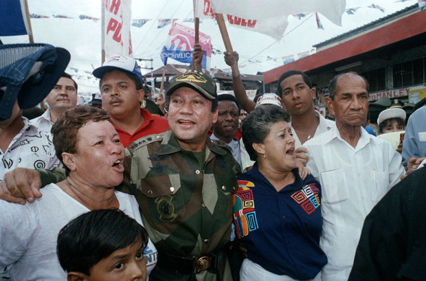 Manuel Noriega, Panama dictator ousted by USA, dies