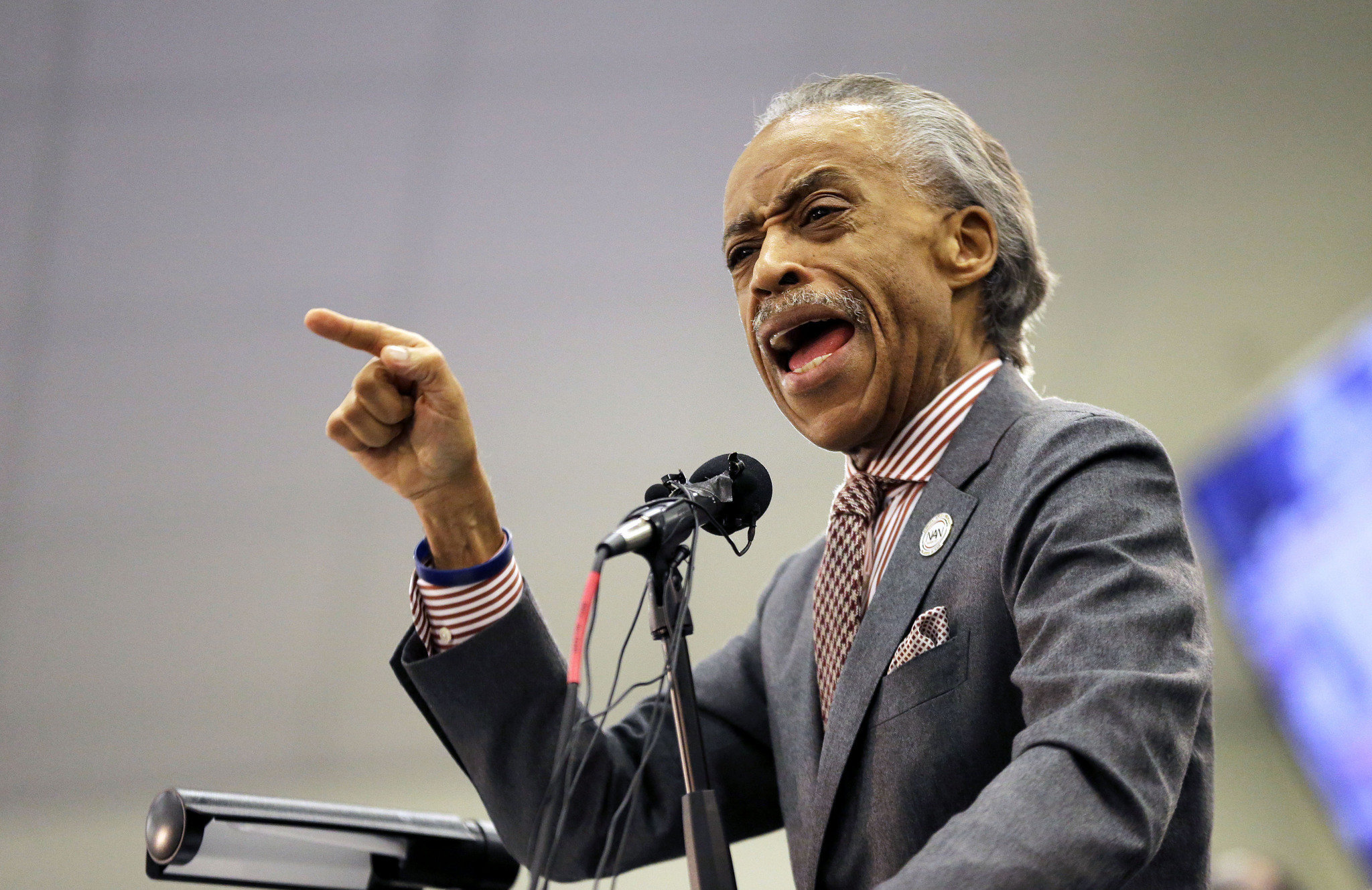 Al dick head sharpton