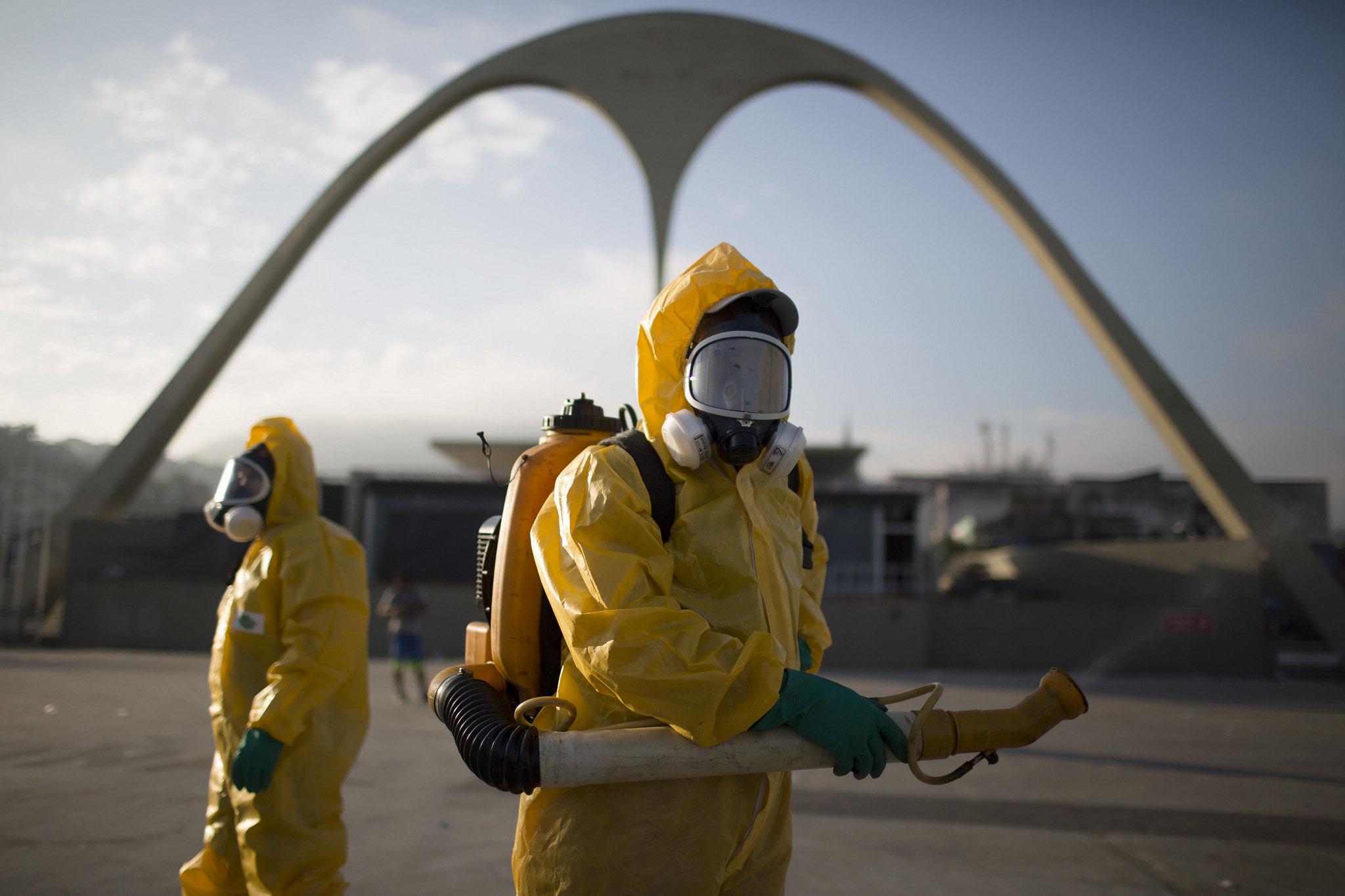 Zika virus: Health department confirms 3 cases in D.C.