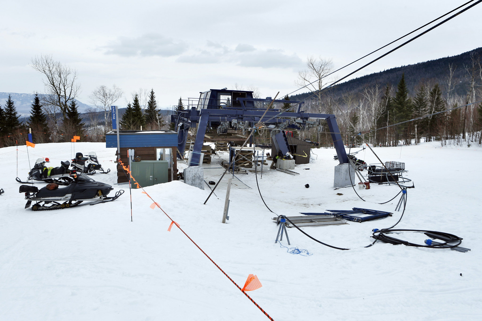 Maine ski resort accident prompts Upstate NY chairlift pany to