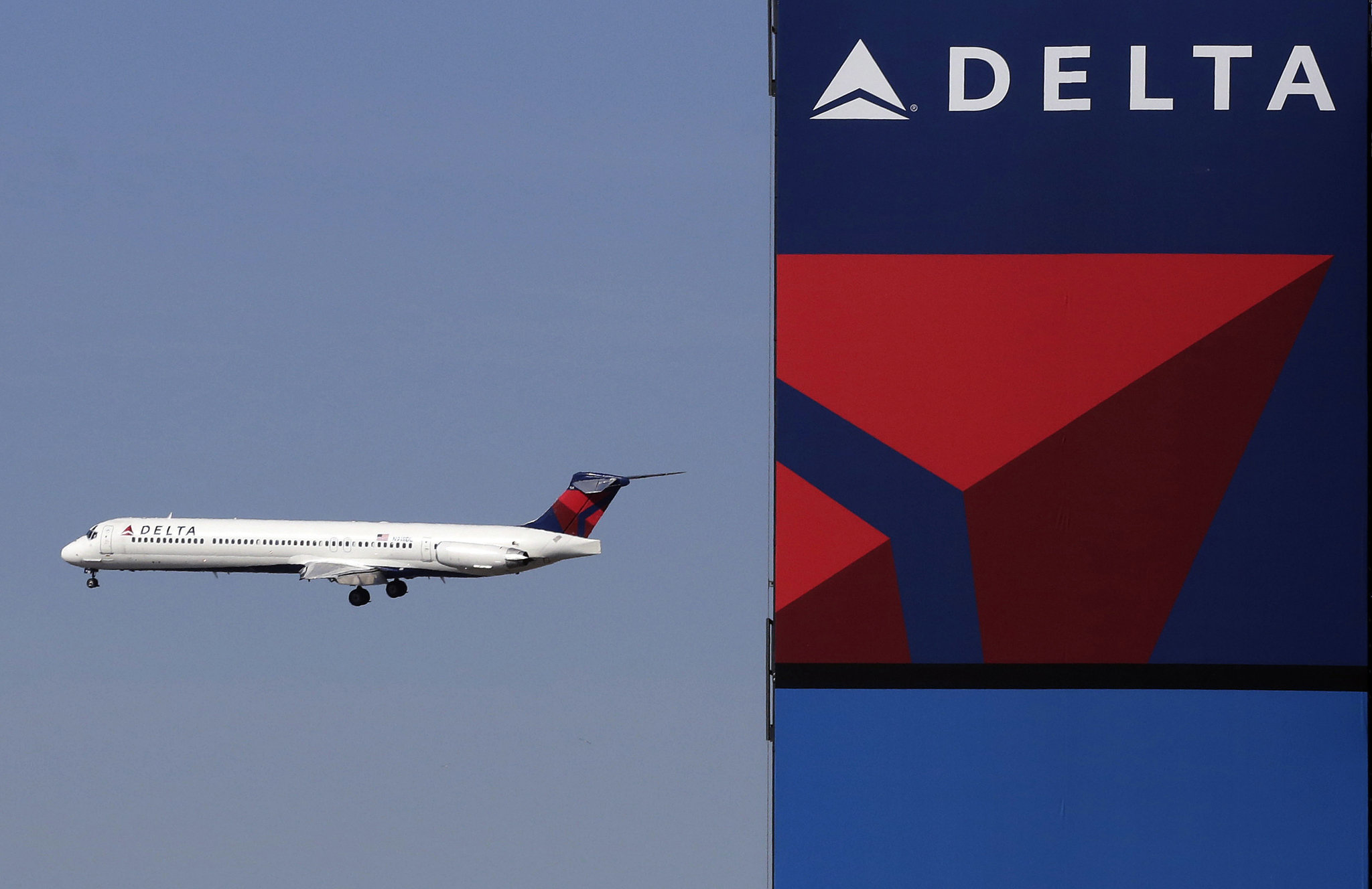 Man bitten on Delta flight by another passenger's dog
