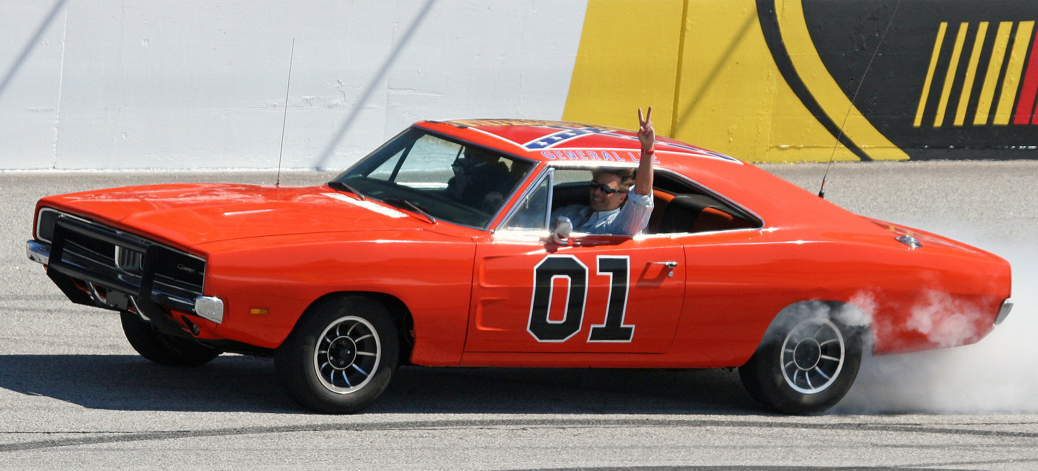 General Lee Paint Job
