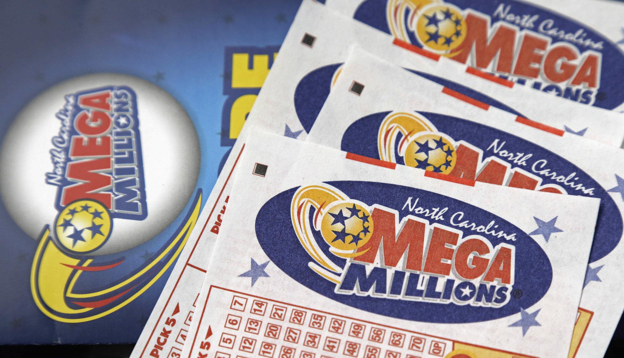 Mega Millions: Jackpot now $1 billion
