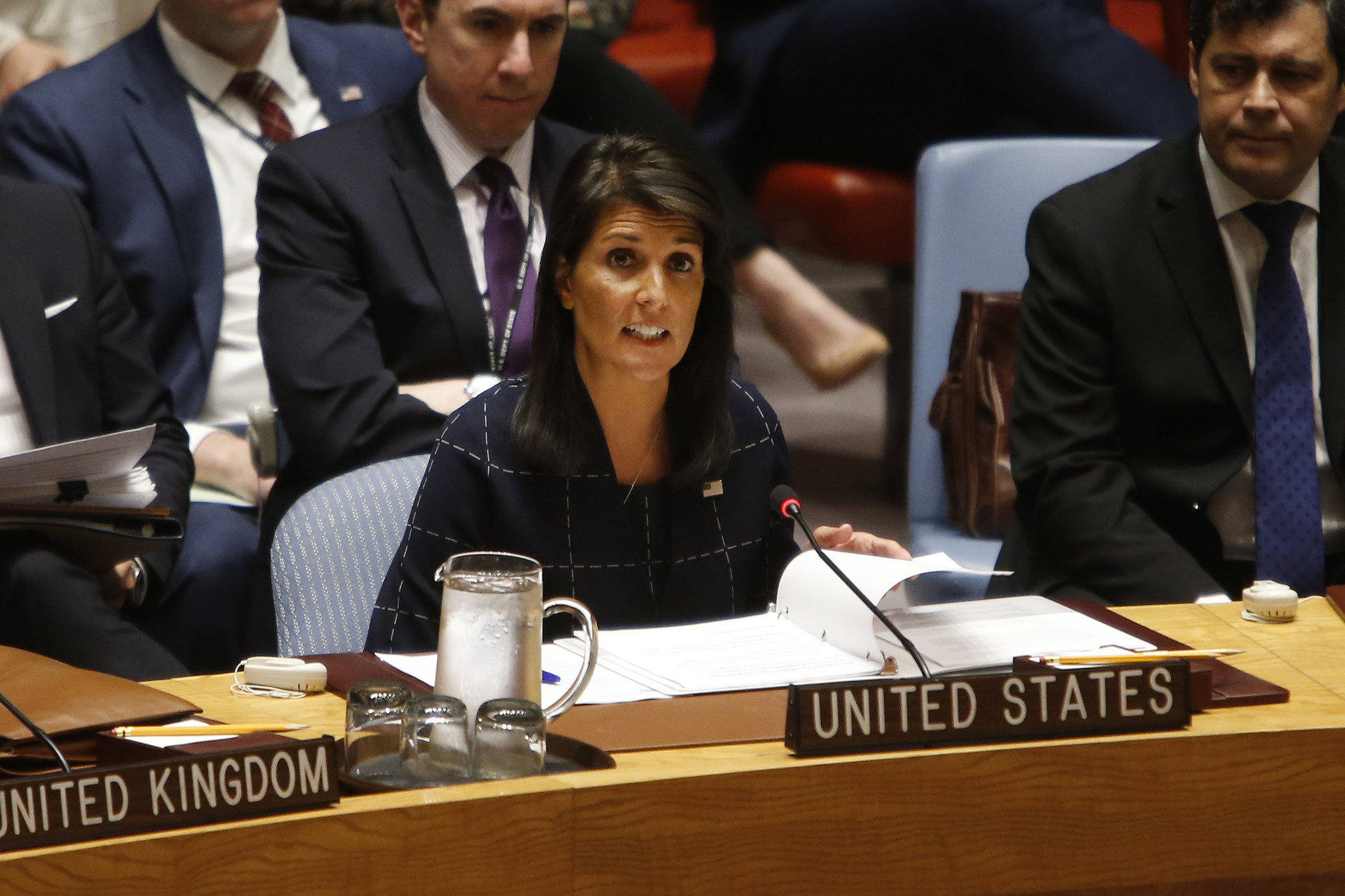 North Korea Warns US of Retaliation for Tough UN Sanctions