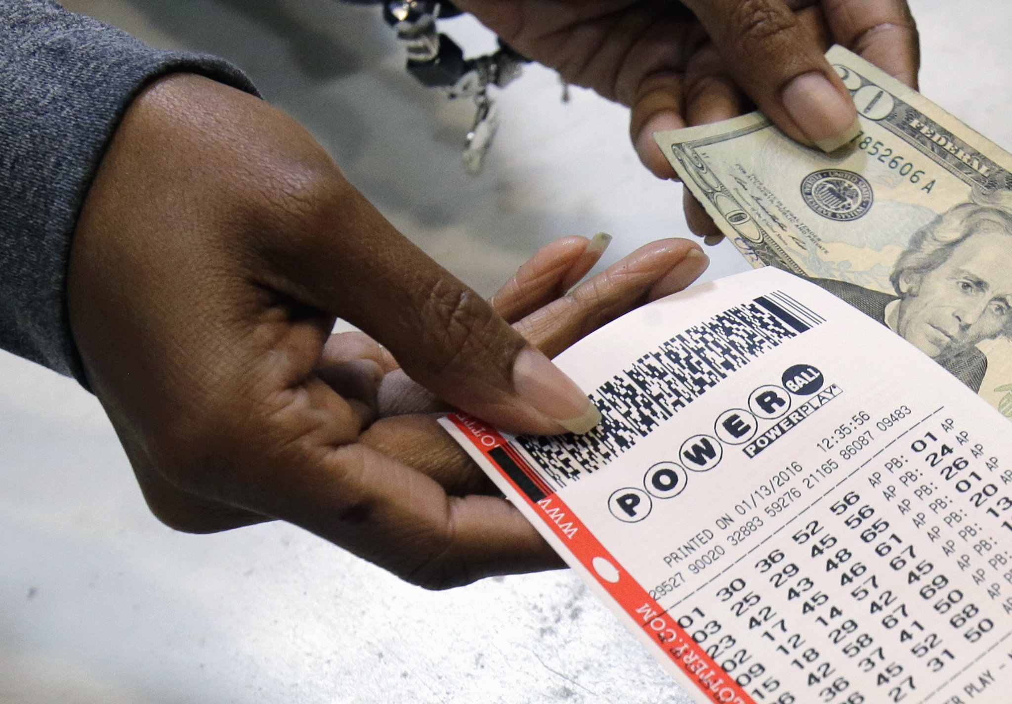 lotterie powerball