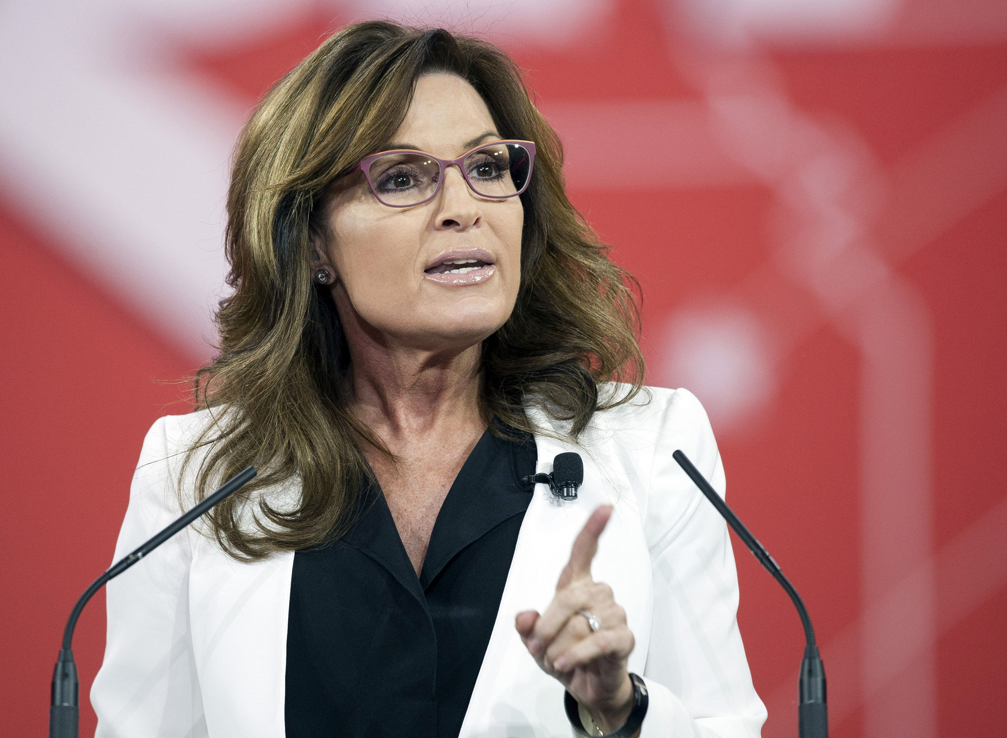 Palin on Trump VP talk: 'I want to help and not hurt'