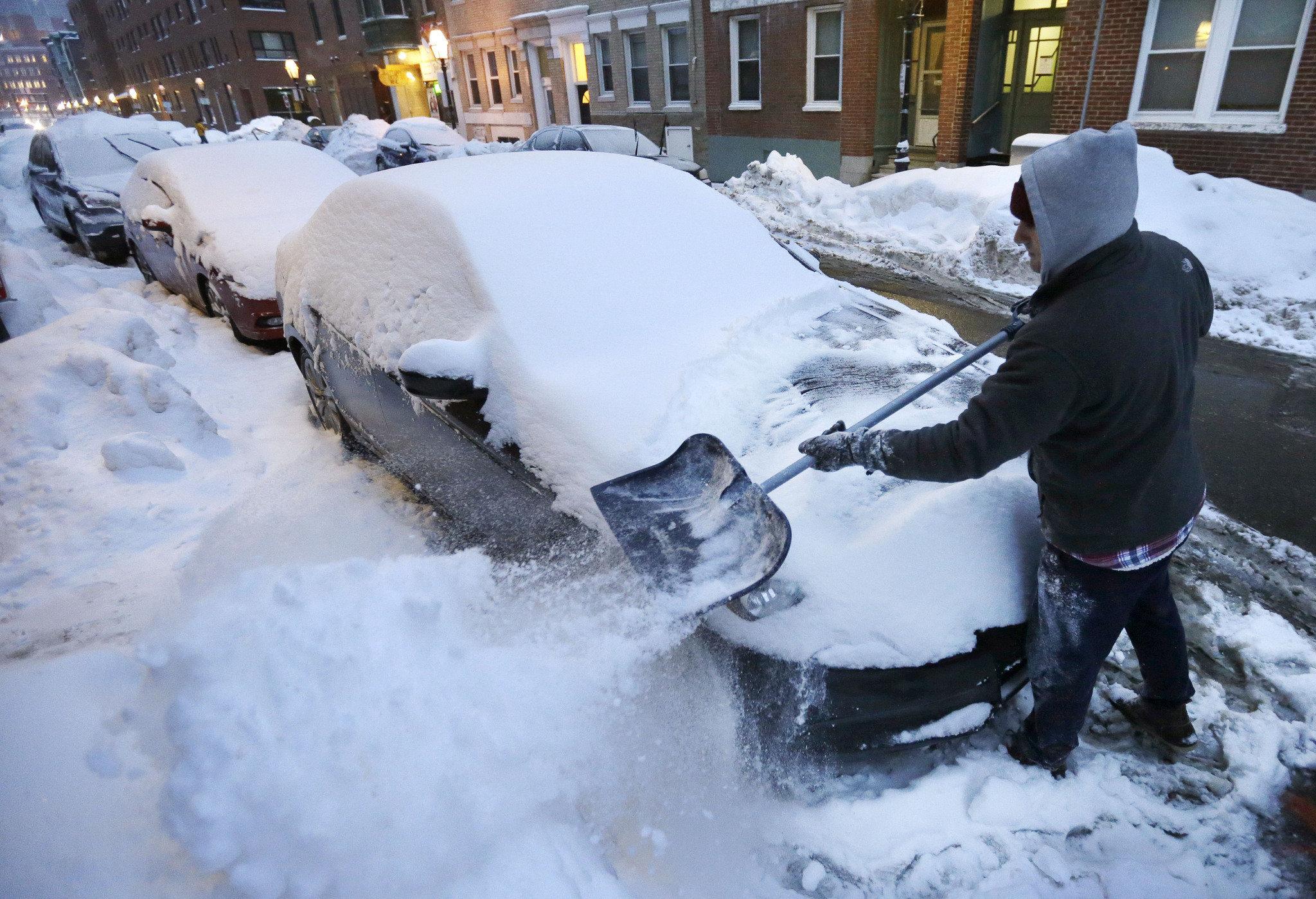 Winter storm marcus boston mayor whines city isn t used to all the snow unlike buffalo alaska syracuse com