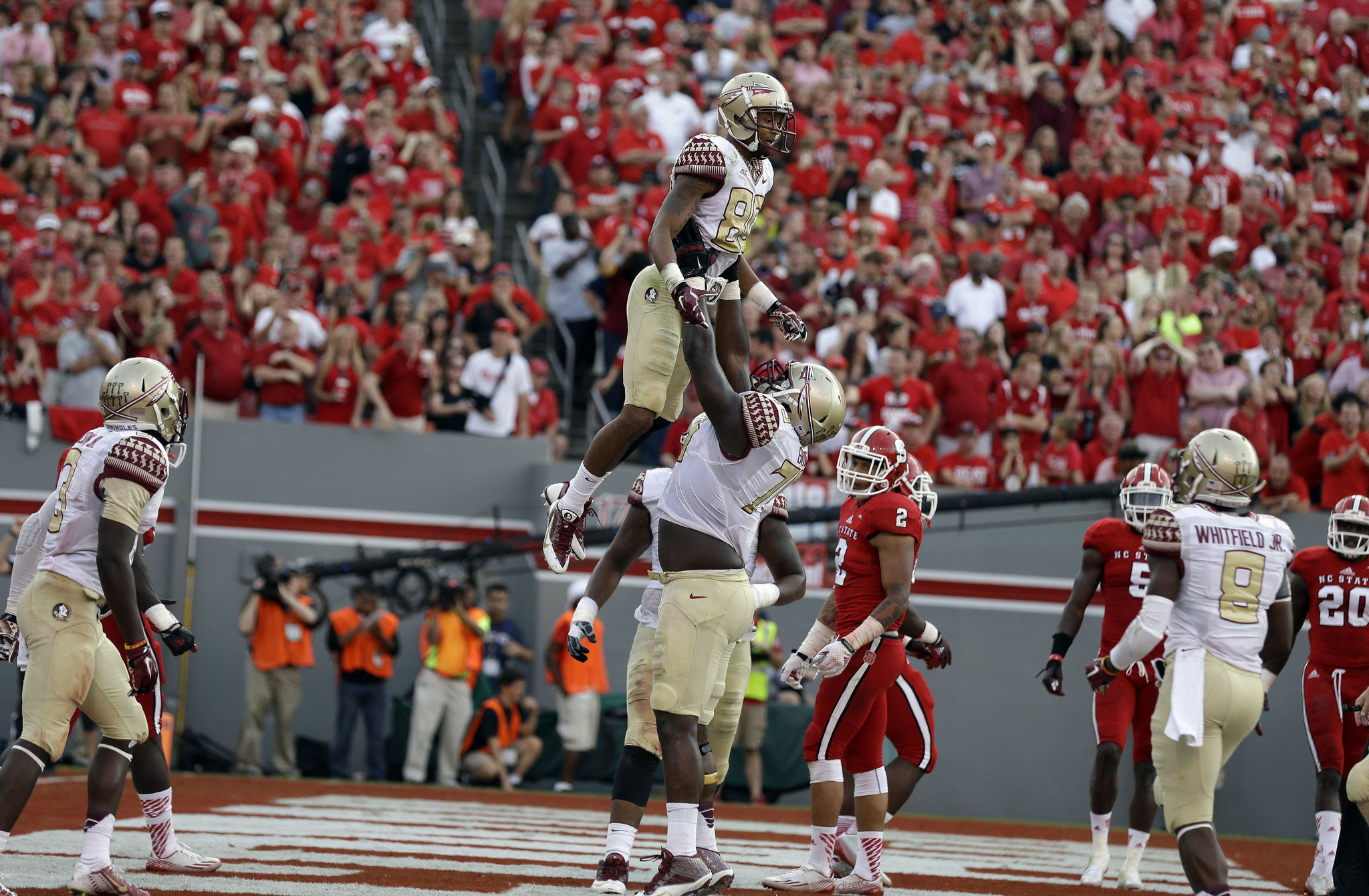 Top 25 Poll analysis: Seminoles clinging to No. 1 spot; Gamecocks in free fall