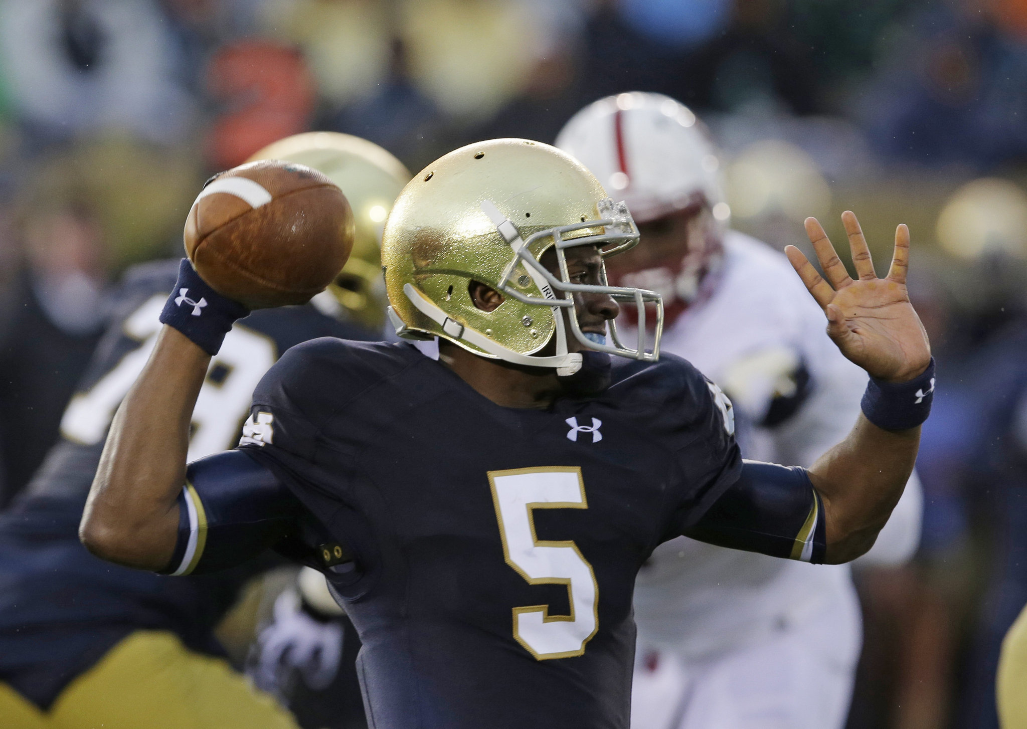 College football picks: Notre Dame will knock off sleepwalking champ Florida State