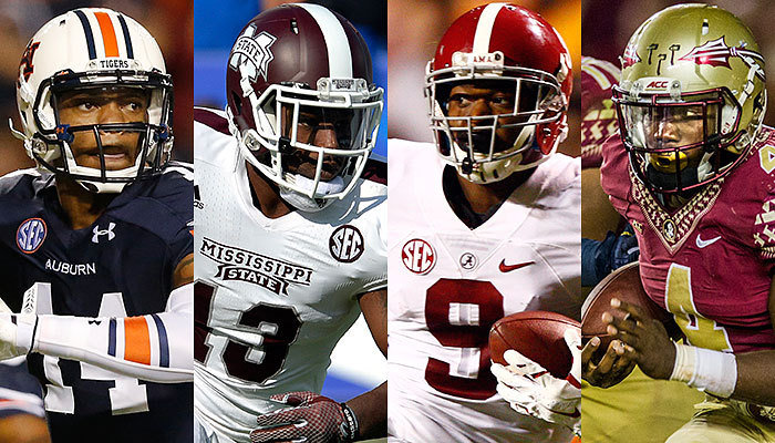 Live chat: Voters discuss this week's 'First Four' college football poll