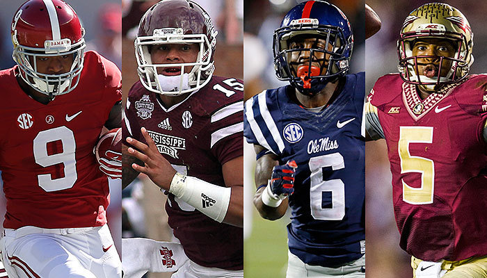 Live chat: Discuss Week 8 of our 'First Four' college football poll with the voters