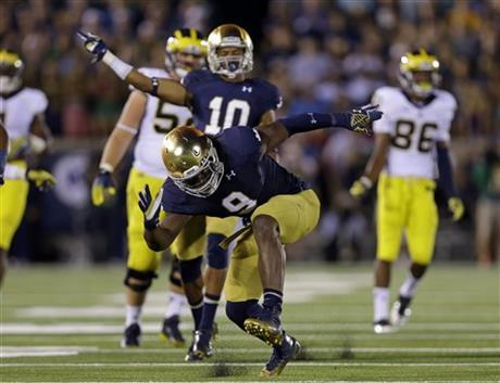 College Football Playoff committee doesn't offer much luck for Notre Dame