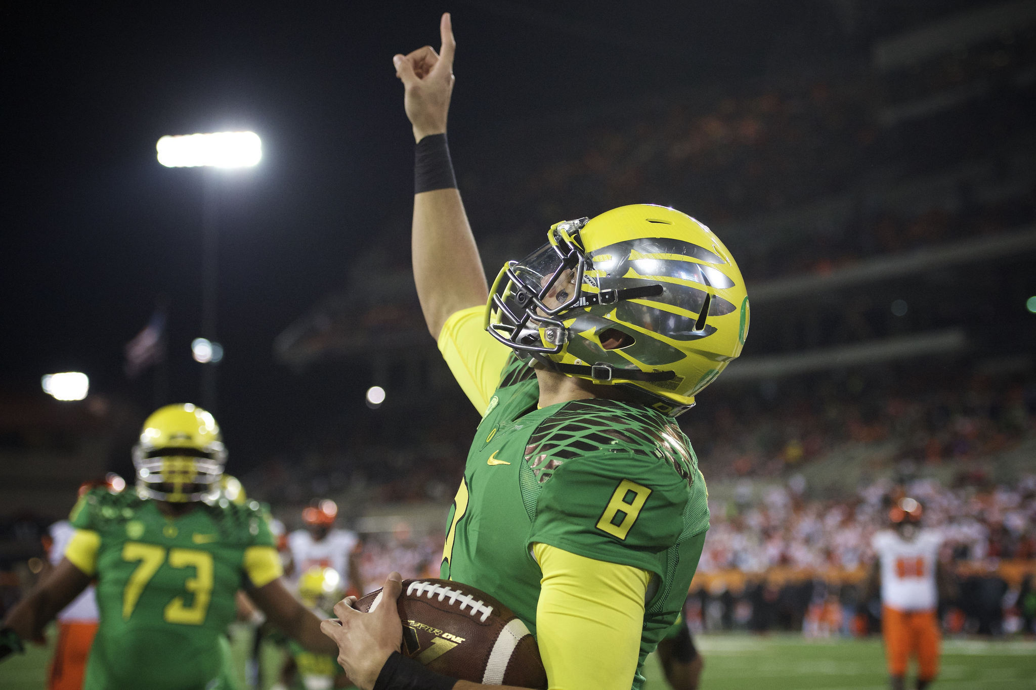 National title pick: Why Marcus Mariota will lead Oregon to crown