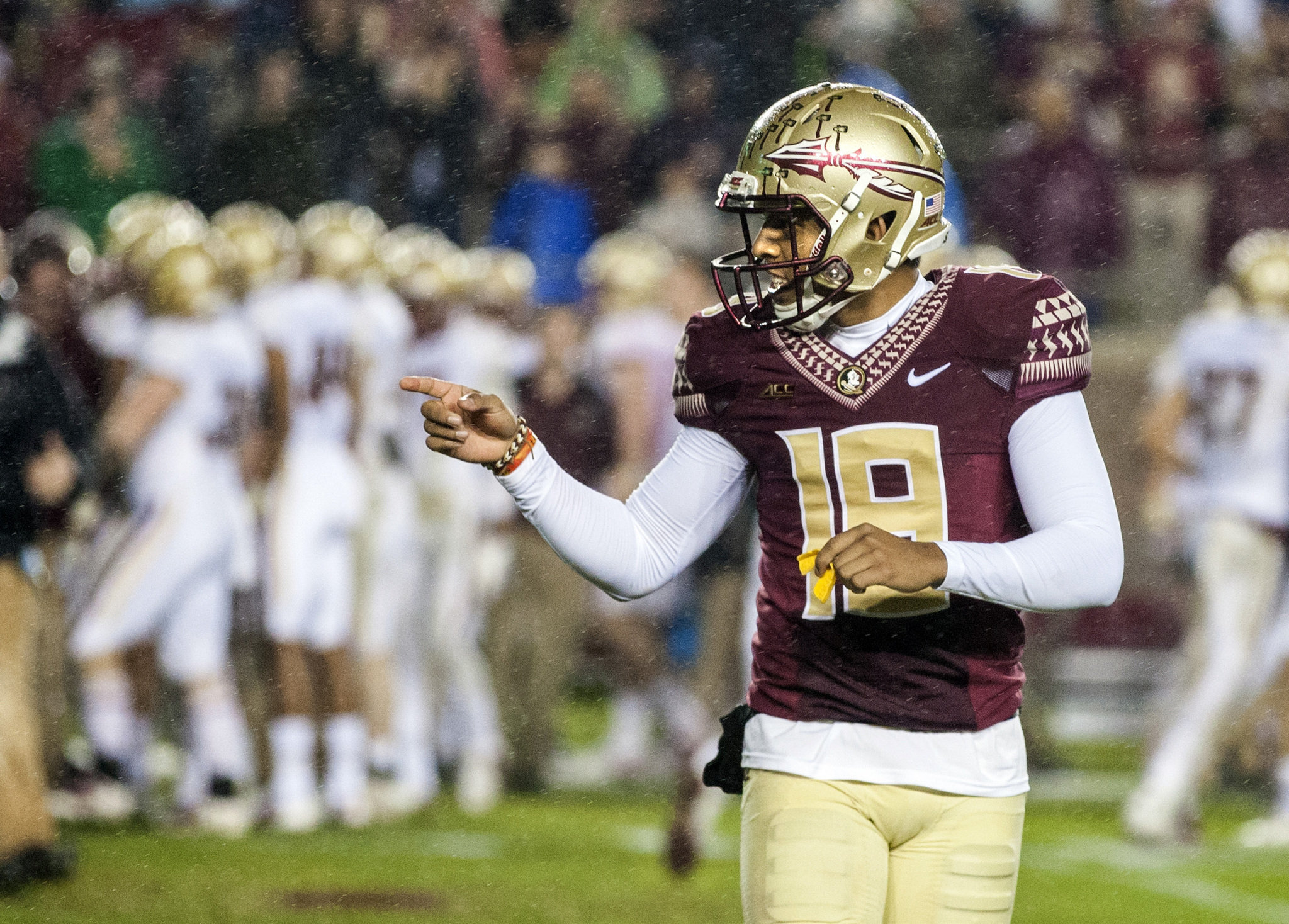 College Football Playoff 2014: Undefeated Florida State remains atop our First Four poll in Week 13