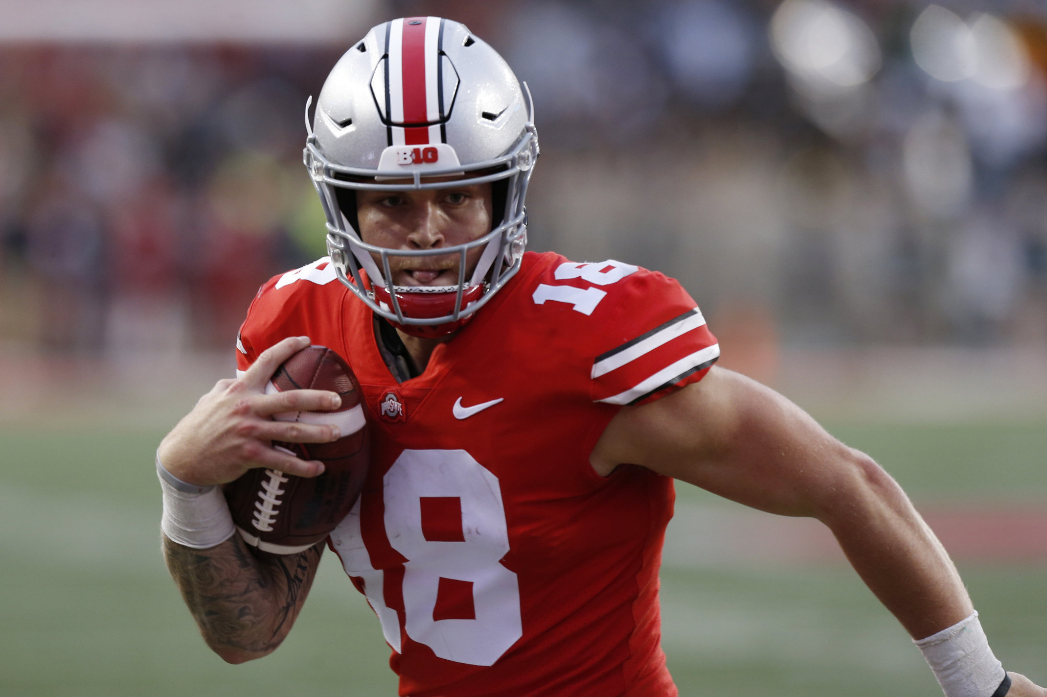 Did Tate Martell make the right decision to leave Ohio State for Miami?