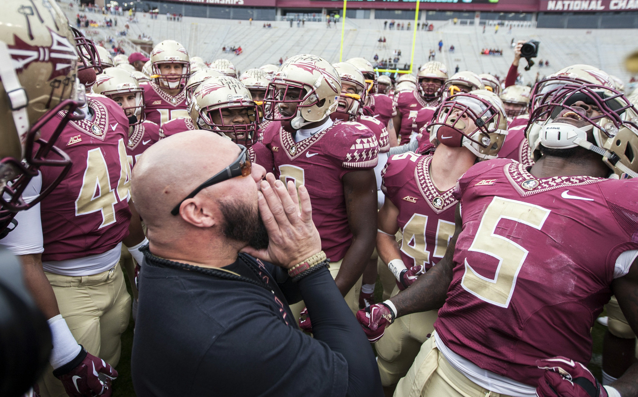 College football aftermath: Florida State's narrow win over Boston College won't hurt College Football Playoff standing