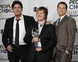 Charlie Sheen, Jon Cryer, Angus T. Jones