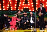 Mark Ruffalo, Scarlett Johansson, Chris Hemsworth, Jeremy Renner, Chris Evans, Robert Downey Jr.