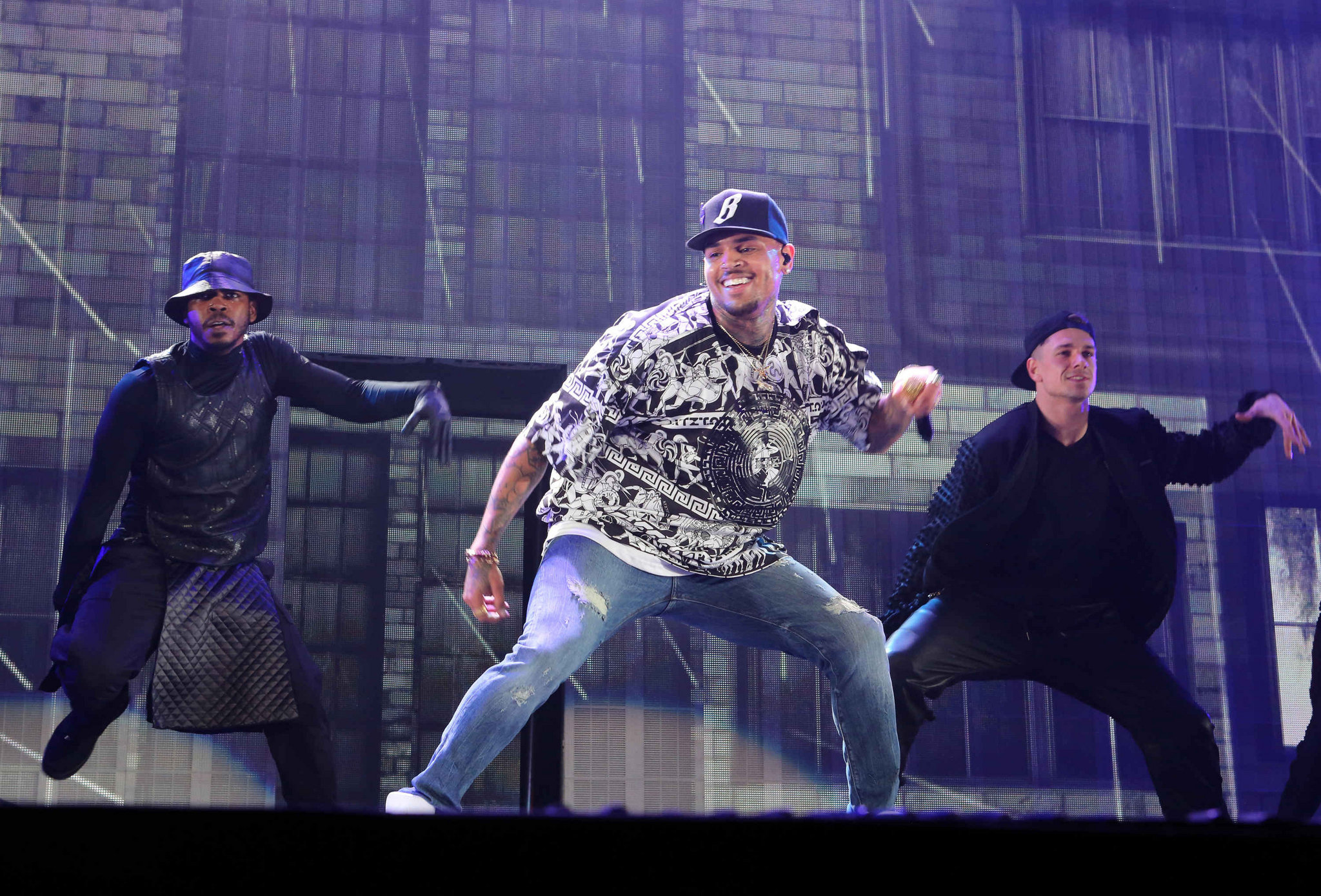Chris Brown, Christopher Maurice Brown