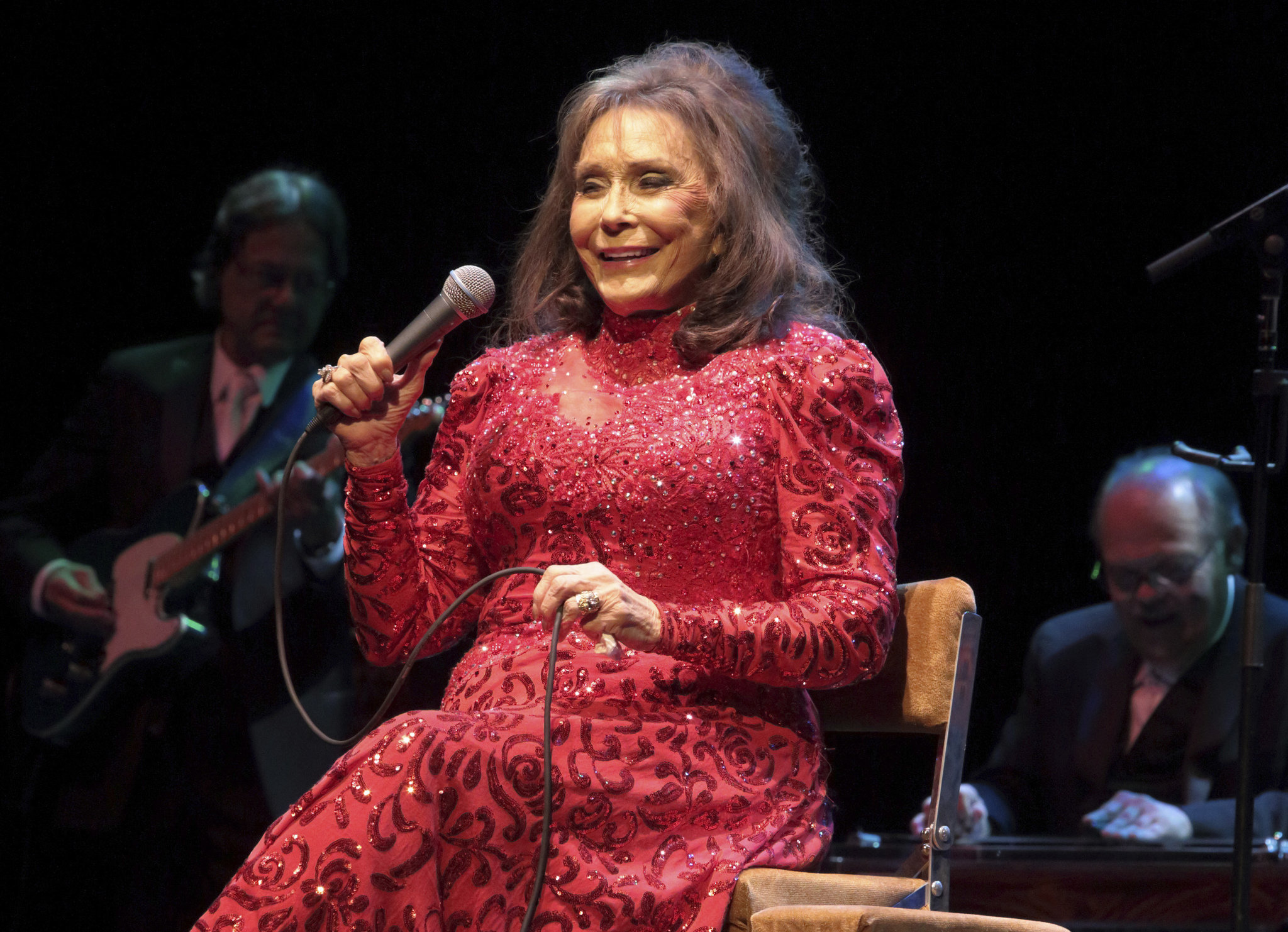 Country legend Loretta Lynn hospitalized after having stroke