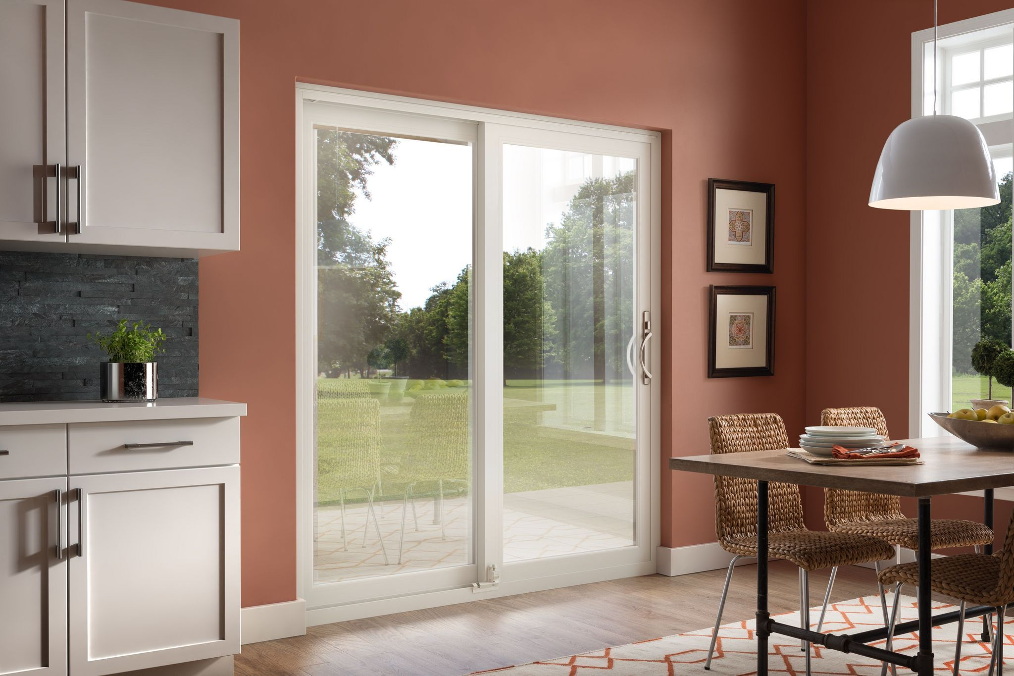 Dont Trap A Potential Homebuyer Outside If Your Homes Patio Door