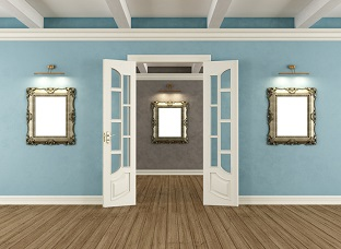 The ins and outs of the most popular types of interior for Most popular interior doors