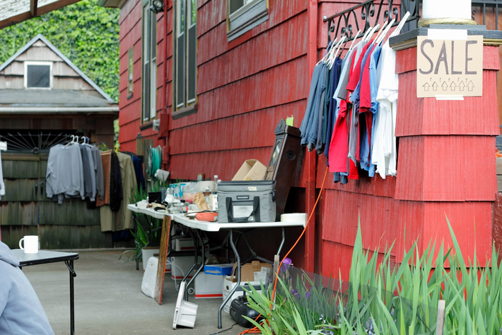 Garage Sale Tips Pricing Items To Sell Al Com