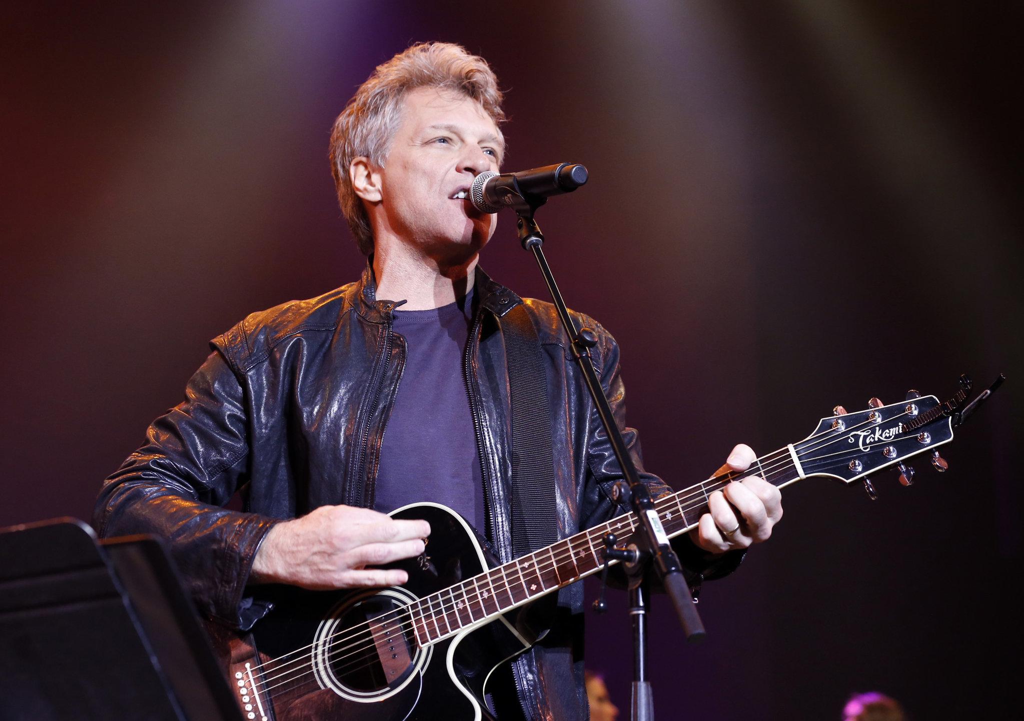 John Bon Jovi tour was the most profitable in 2013 12/16/2013 54