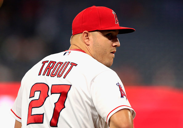 Should the Los Angeles Angels trade Mike Trout?