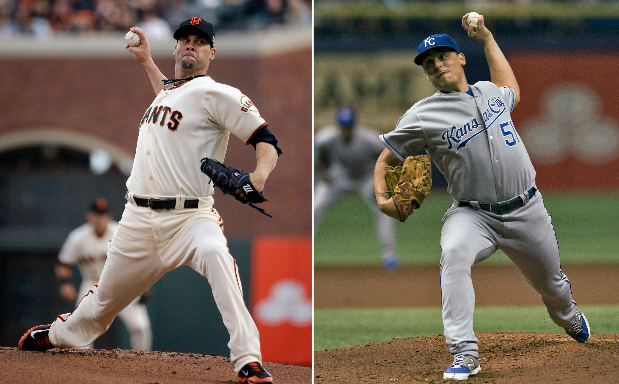 World Series 2014: Royals' Vargas to take on Giants' Vogelsong in Game 4 in San Francisco
