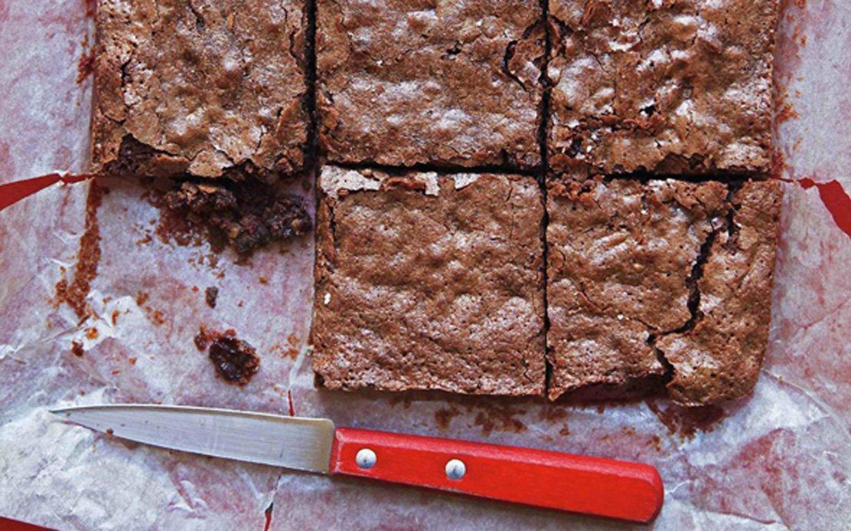Katharine Hepburn's Brownies Recipe — Dishmaps