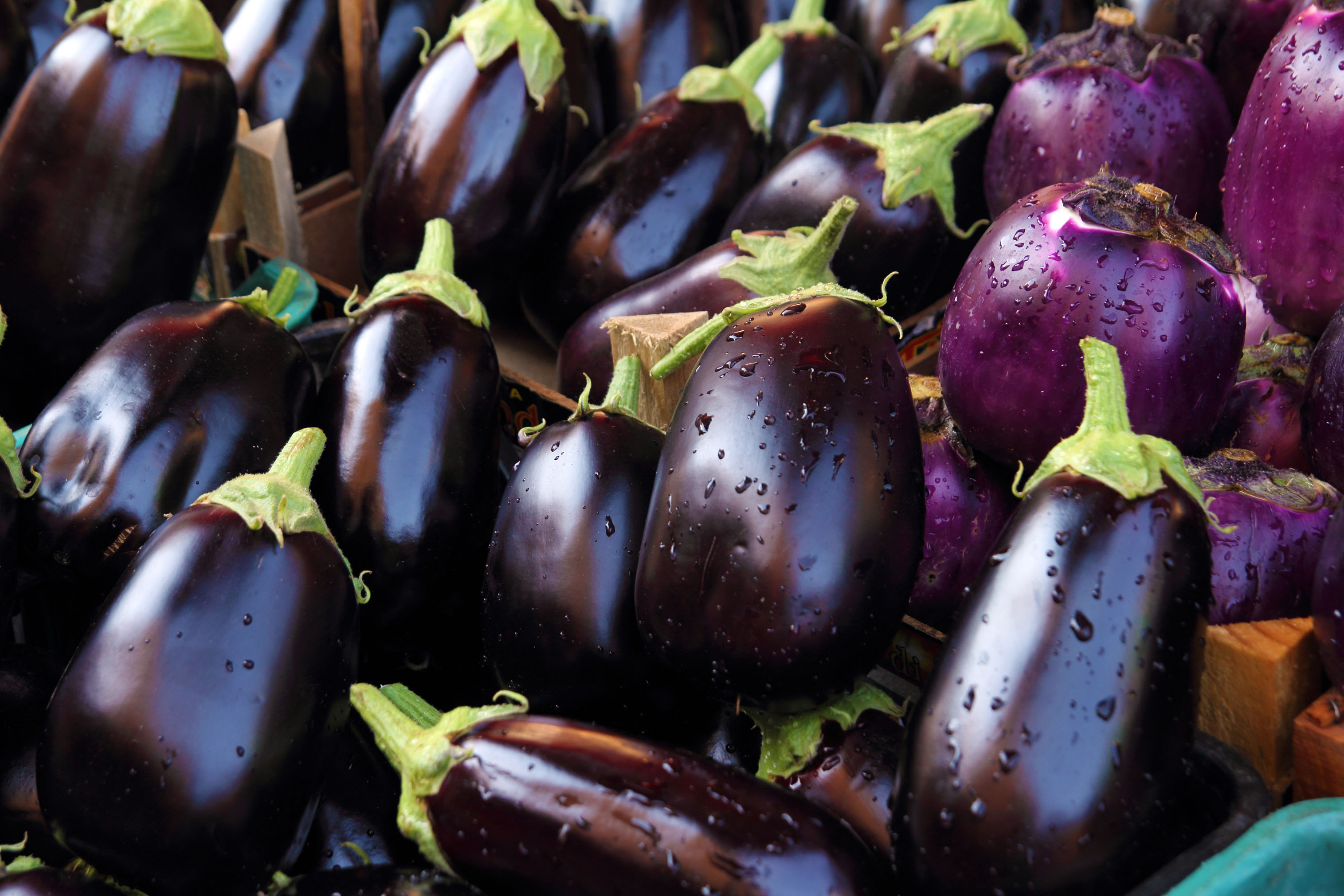 Eggplant make this vegetable chameleon work for you for Aubergine cuisine