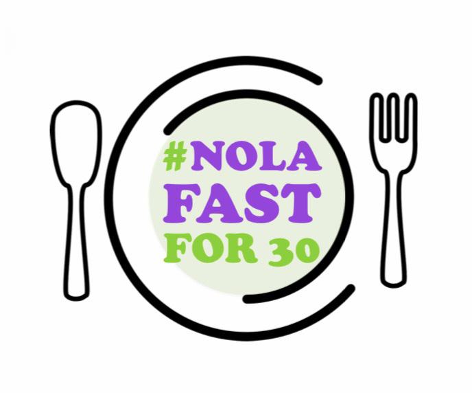 Nolafastfor30 A Tool Kit For The 30 Day Fasting Challenge