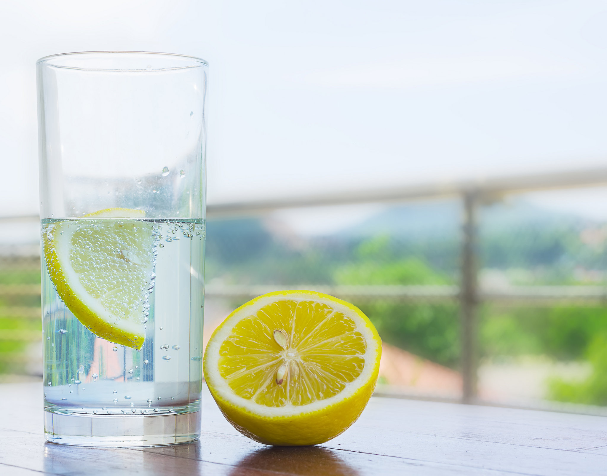 Drink Citron Water