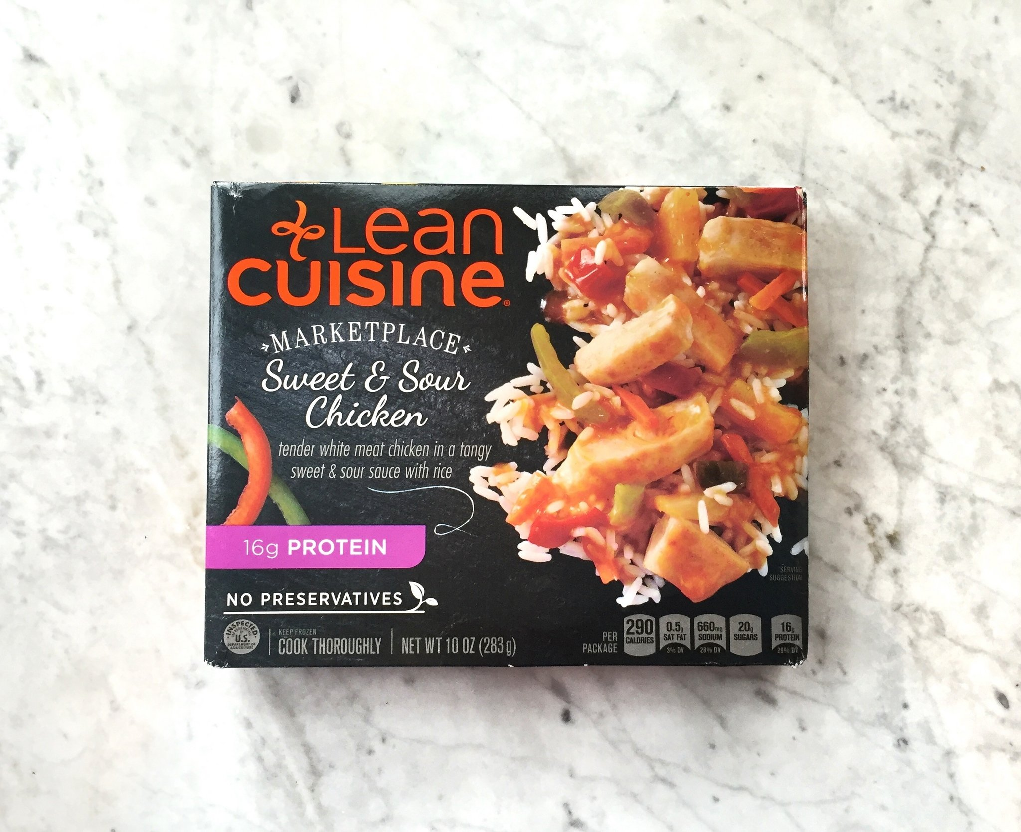 6 nutritious frozen dinners for fast easy lunches and for Are lean cuisine meals healthy