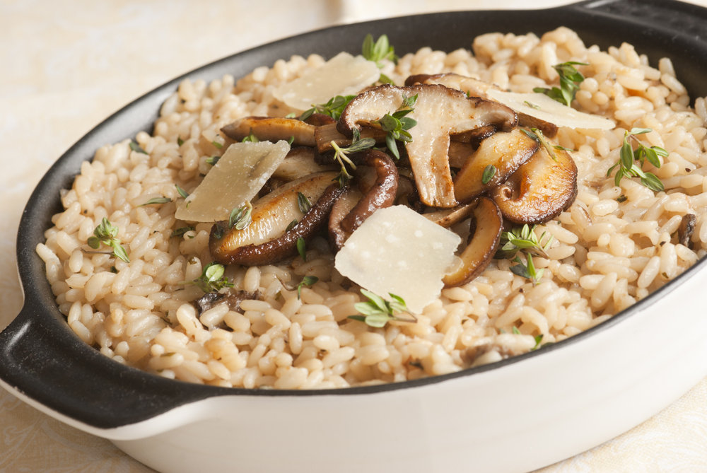 Wolfgang Puck: Rice cooker mushroom risotto (recipe) | NOLA.com