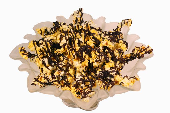 Salted dark chocolate popcorn for Valentine's Day (recipe) | MLive.com