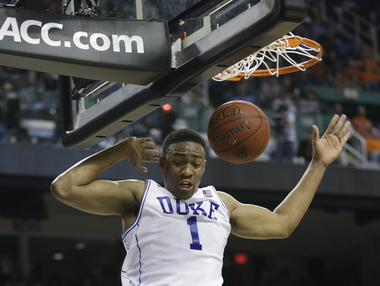 NBA mock draft 2014: Post-lottery edition has Cleveland ... Jabari Parker Nba Draft
