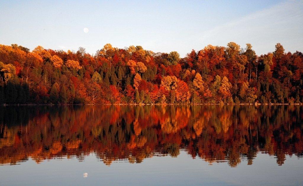 Autumn At Green Lakes