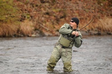 Veterans day now a 39 free fishing day 39 in new york state for Fishing without a license