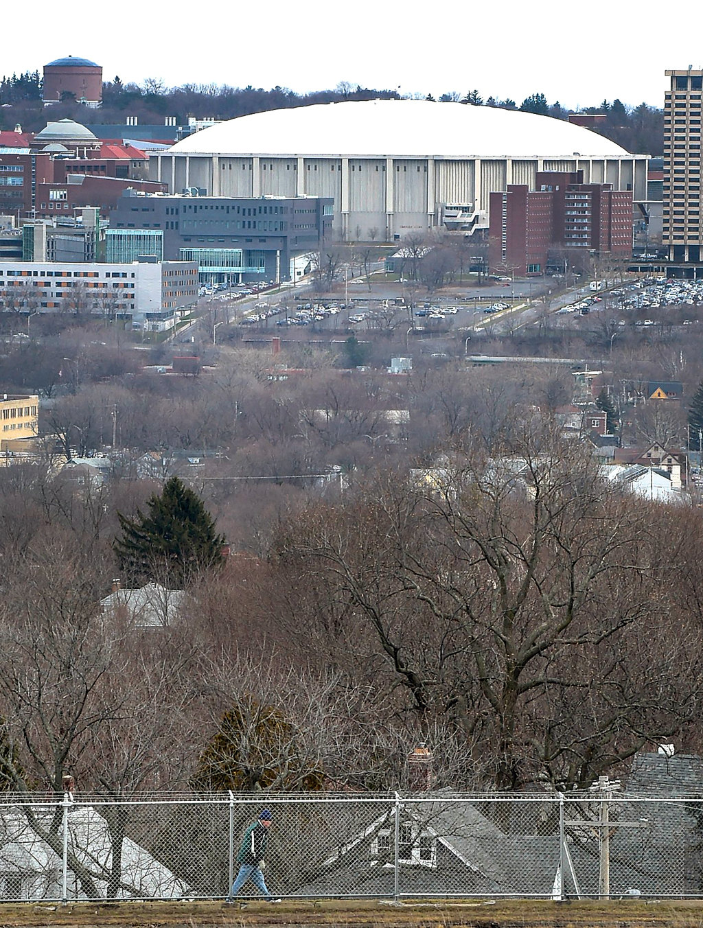 Carrier Dome Questions Vancouver Offers Clues To Issues